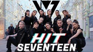 Download [K-POP IN PUBLIC | ONETAKE] SEVENTEEN(세븐틴) - HIT(히트) Dance Cover by KOD'A 커버댄스 4K