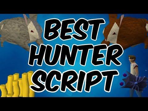 Best AIO Hunter Script? (Runescape Bot Reviews)