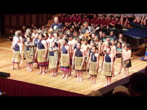 New windsor school kapa haka 2016