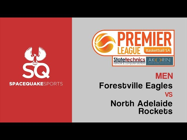 LIVE | Forestville vs North Adelaide | Premier League Men