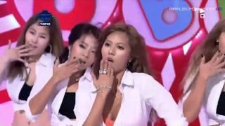 hyuna bubble pop live eng sub