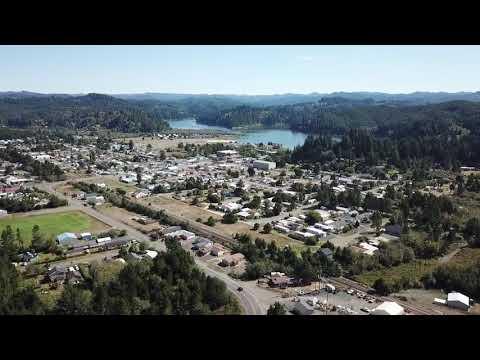 Lakeside Oregon and Oregon Dunes