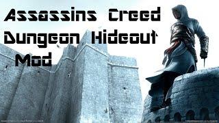 Skyrim Assassins Creed Dungeon Mod