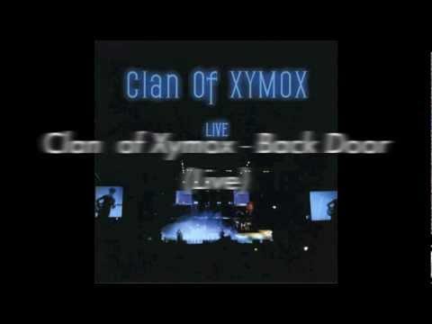 Clan of Xymox - Back Door (Live)