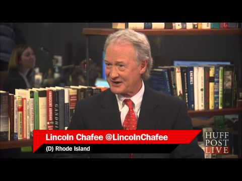 Gov. Lincoln Chafee Talks 2016: