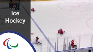 [NOR v JPN] | 5th-8th play-off full game | Ice hockey | PyeongChang2018 Paralympic Winter Games