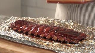 Competition Rib Recipe: How To Trim And Smoke St. Louis Style Spare Ribs