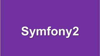 Episode 1  :Intro et L'architectue du framework Symfony2  -Darija  - Cour-Sup
