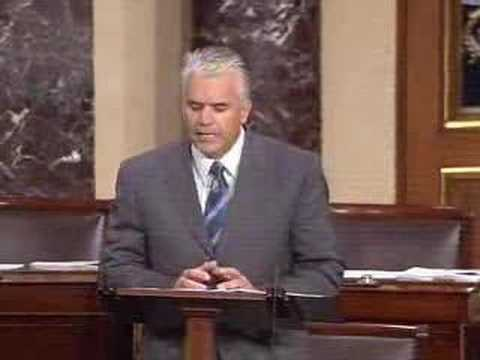 Ensign on Iraq Resolution -- Floor Speech