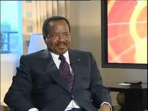 Interview De Paul Biya à France 24 Partie1/4 [AMTv-CAMEROUN]