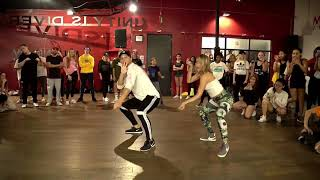 TAKI TAKI - DJ Snake ft Cardi B and Selena Gomez Dance | Choreography by Matt Steffanina and Chachi