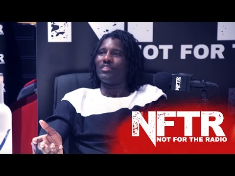 Wretch 32 - Growing Over Life, Verset Vodka and More | NFTR