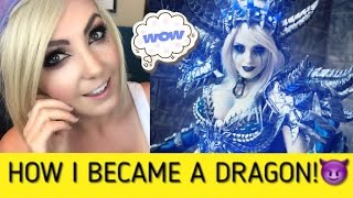 Repeat youtube video HOW TO MAKE SINDRAGOSA: Cosplay Creation Time Lapse & Walk Through Jessica Nigri