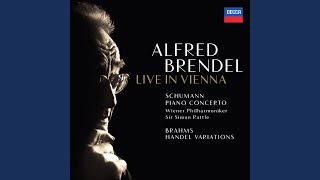 Brahms: Variations and Fugue on a Theme by Handel, Op.24 - Variation XXIV (Live)