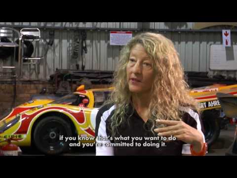 Driving in Heels - Eps 10: Women in motor industry/Car-re-okee