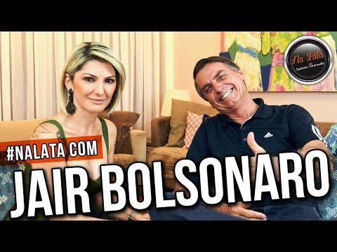 #NALATA com JAIR BOLSONARO