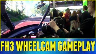 Forza Horizon 3 PC Gameplay : Wheelcam Gameplay (FH3 PC Gameplay)