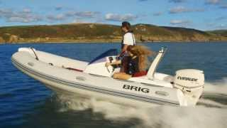 BRIG inflatable boats Eagle 480 Eagle 650 Navigator 610