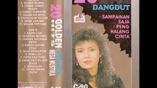 20 Golden Hits Dangdut Mega Mustika