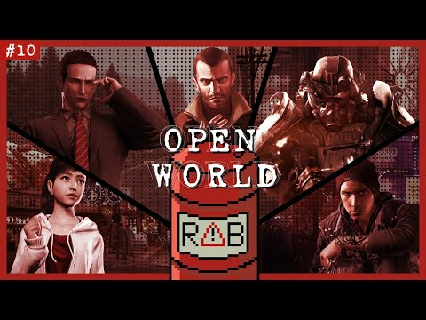 Red Barrel #10 : Open World