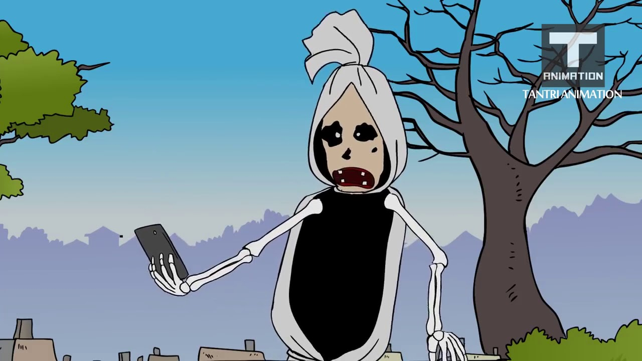 Kartun  Lucu  Pocong  Gaptek Funny Cartoon 1 YouTube