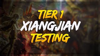 Will This Deck Dominate The TCG Too ??? Xiangjian TESTING   TIER 1
