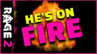 RAGE 2 – Ha il fuoco dentro!