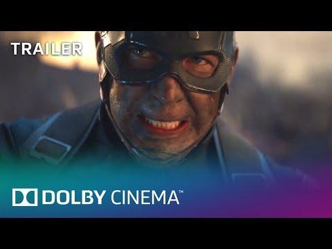 Avengers: Endgame - Trailer 2   Dolby Cinema   Dolby