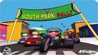 Playing Nintendo 64 Games Ep.4 South Park Rally Race