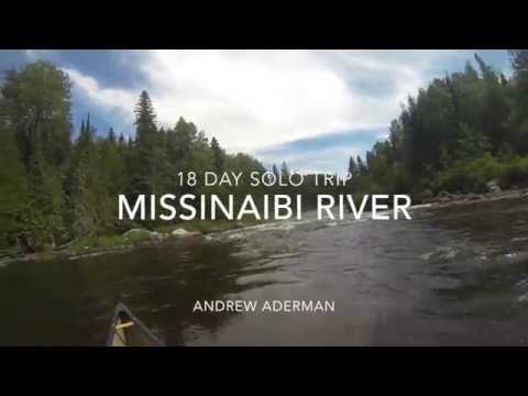 Missinaibi River - Whitewater Highlights