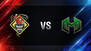 TORNADO.ROX vs Carpe Diem - day 4 week 2 Season I Gold Series WGL RU 2016/17