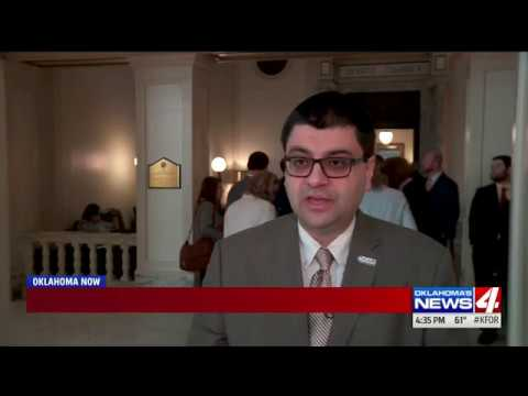 Video: CAIR-Oklahoma Director Adam Soltani Interviewed About Muslim Day at the Capitol