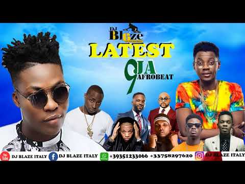 LATEST NAIJA AFROBEAT MIXTAPE 2018(DJ BLAZE)spurz/timaya/olamide/tiwa savage/wizkid/mayorkun.mp3