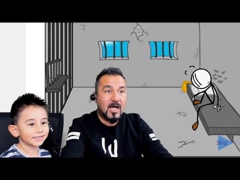 HAPİSHANEDEN KAÇMA OYUNU YENİ BÖLÜM!   ESCAPING THE PRISON