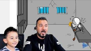 HAPİSHANEDEN KAÇMA OYUNU YENİ BÖLÜM! | ESCAPING THE PRISON