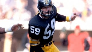 #60: Jack Ham | The Top 100: NFL's Greatest Players (2010) | NFL Films