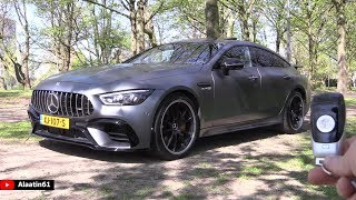 Mercedes AMG GT 4 Door Coupe 2020 | FULL REVIEW Interior Exterior Infotainment