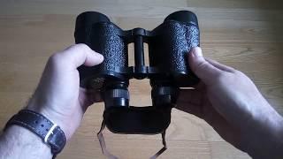 видео Армейский полевой бинокль 10 х 50, Германия