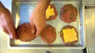 How to make a Juicy Lucy - simple, quick, and delicious!
