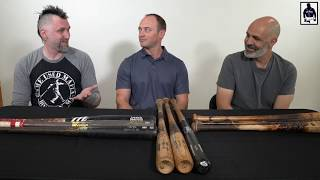 Nick Nunnari, Dan Cleary and Steve Masi introduce you to the hobby of collecting Game Used Bats.