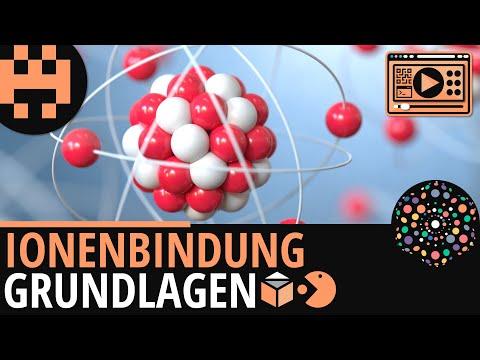 Ionenbindung Grundlagen│Chemie Lernvideo
