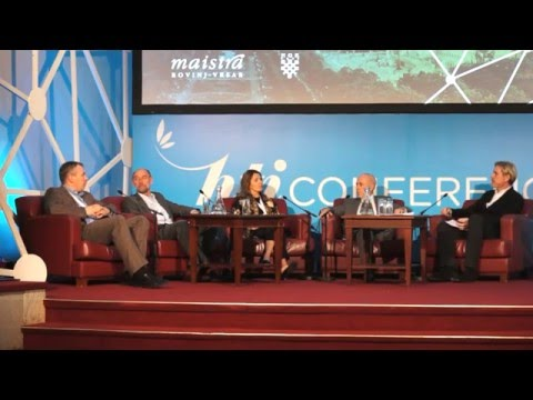 6. HTI - Panel Discussion: DELIVERING MEDICAL WELLNESS THROUGH LUXURY