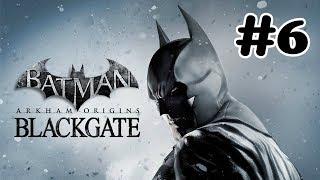 """Batman: Arkham Origins Blackgate - Deluxe Edition"" Walkthrough, Part 6 - Cell Blocks Revisit"