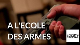 Envoyé spécial - Profs : à l'école des armes - 16 février 2017 (France 2) thumbnail
