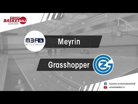 BM_D13: Meyrin vs Zürich