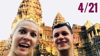 Камбоджа. Сиамрип. ВЛОГ #ГриГреТрип день 4/21