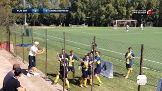Play EUR 3-2 Canale Monterano | Promozione - 3ª | Highlights