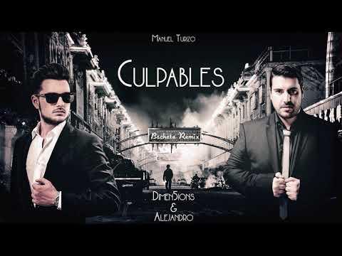 Manuel Turizo - Culpables (Dimen5ions & DJ Alejandro Bachata Remix)