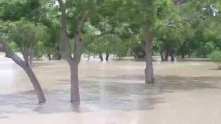 Gonzales Texas Flood - May 2015