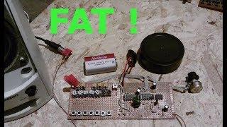 tiny synth - Massive FAT Sound !